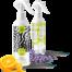 Ekologiczne środki czystości. Pachnidło klareko, aromat słodka pomarańcza, lawenda 250ml
