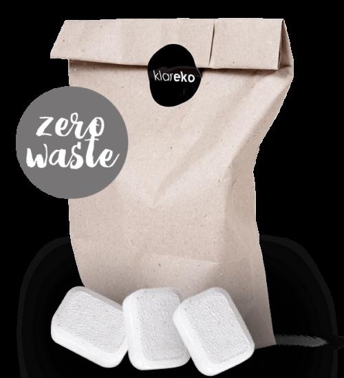 tabletki do zmywarki naturalne ekologiczne środki czystości klareko nowość premiera zero waste all in one