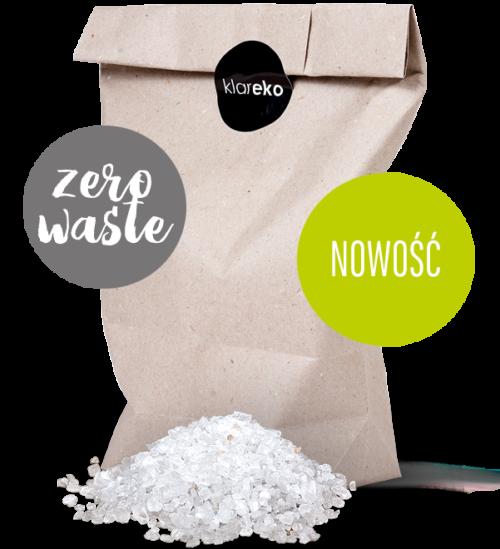 Naturalna Sól Do Zmywarki naturalne ekologiczne środki czystości klareko